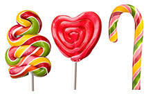 Colored Candies 4