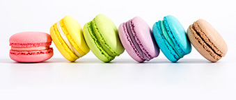 Colored Cookies 1