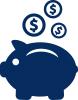 Icon Piggy Bank 1