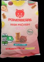 Strawberry & Orange High Protein Snack