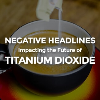 France Poised to Ban Titanium Dioxide - Sensient Food Colors ...