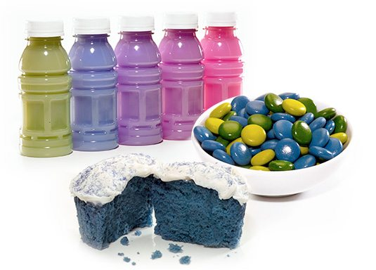 Advantages Of Natural Food Dyes