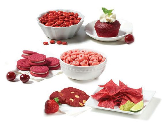 Suprared Is A Natural Red Food Coloring For Baking ...