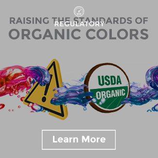 organic food coloring