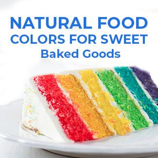 Natural Food Coloring | Certified Organic Colors : Sensient ...